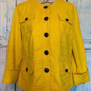 Short 3/4 long sleeves jacket